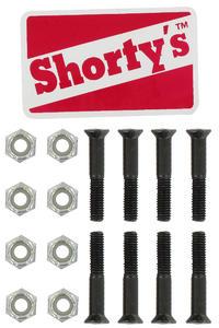 """Shortys 1 1/8"""" Kit di montaggio Testa svasata Intaglio a croce"""
