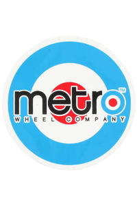 Metro Wheels Motion 70mm 80A Ruote (red) pacco da 4