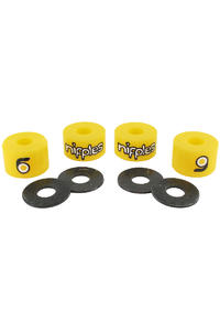 Orangatang 89A Nipples Bushings (yellow) 2 Pack