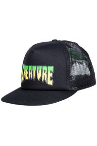 Creature Logo Trucker Cap (black)