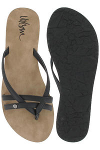 Volcom Lookout Pantolettes women (black)