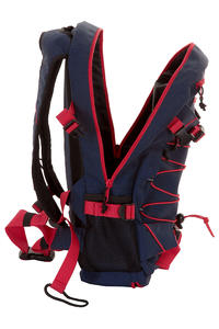 Forvert Ice Louis Rucksack 20L (navy red)