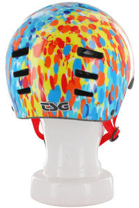 TSG Superlight Graphic Design Helm (lots of dots)