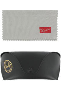 Ray-Ban Justin Sonnenbrille 55 mm (rubber black)