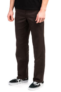 Dickies 873 Slim Straight Workpant Hose (chocolate brown)