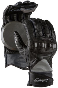 Loaded Race Gloves v.2 Protection Main (black)