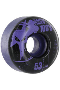 Bones 100's-OG #11-Party-Pack 53mm Roue (multi) 4 Pack