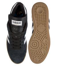 adidas Skateboarding Busenitz Schuh (black white metallic gold)