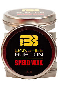 Banshee Bungee Rub-On Speed Neige-wax