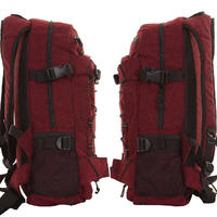Forvert New Louis Backpack 20L (flannel red)