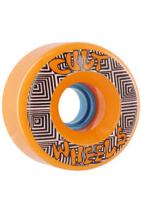 Cult Converter 70mm 85A Ruote (orange) pacco da 4