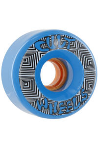 Cult Converter 70mm 85A Rollen (blue) 4er Pack