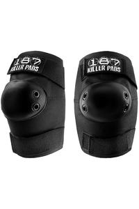 187 Killer Pads Basic Elbowpads (black)