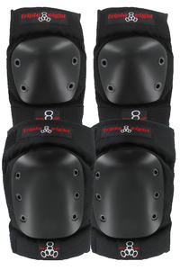 Triple Eight Park 2 Set di protettori (black)