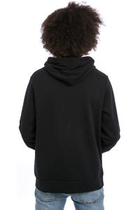 Etnies Corporate Felpa Hoodie con zip (black)