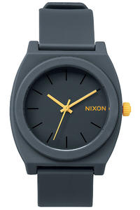 Nixon The Time Teller P Uhr (matte steel gray)