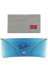 Ray-Ban Justin Occhiali da sole (rubber brown on grey)