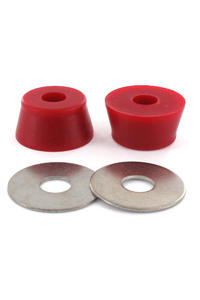 Riptide 95A APS FatCone Bushings (red) 2 Pack