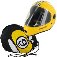 Sector 9 Predator Downhill Casque (yellow)