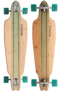 "Globe Prowler Bamboo 38"" (96,5cm) Longboard-Complète (bamboo clear green)"