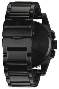 Nixon The Unit SS Watch (all black green)