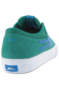 Lakai Griffin Suede Scarpa (green blue)