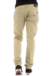 Dickies Slim Skinny Hose (british tan)