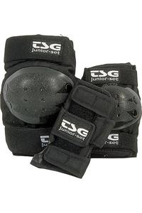 TSG Protection Junior Protection-Set kids (black)