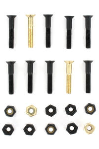 SK8DLX Nuts & Bolts Gold 1 1/8