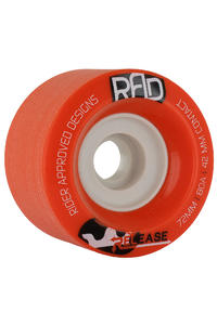 R.A.D. Release 72mm 80A Roue (red) 4 Pack