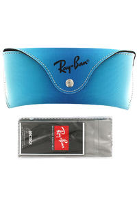 Ray-Ban Chris Occhiali da sole 54mm (rubber black grey)