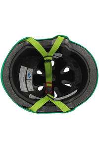 Triple Eight Brainsaver Helm (green rubber)