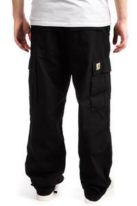 Carhartt WIP Cargo Pant Columbia Pants (black rinsed)