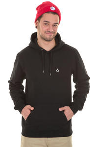 Anuell Simple sweat à capuche (black)