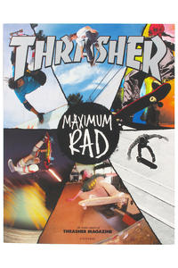 Thrasher Maximum Rad Buch