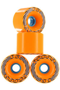 Cult Centrifuge CS 71mm 83A Rollen (orange) 4er Pack