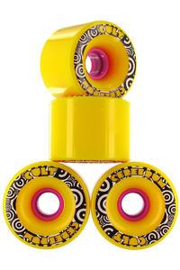 Cult Cerebrum CS 71mm 80A Rollen (yellow) 4er Pack