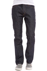 Levi's Skate 513 Slim Straight Jeans (rigid indigo)