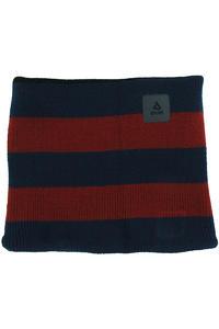 Anuell Tahko Reversible Stripe Neckwarmer (black navy ochre)