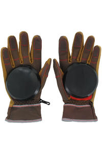 Loaded Advanced Freeride Slide Handschuhe (brown)
