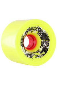Cult Daredevil 72mm 84.5A Rollen (yellow) 2er Pack