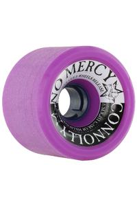 Cult No Mercy 72mm 77A Wiel (purple) 4er Pack