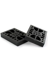 """Bolzen 1/2"""" Riser Pads (black) 2er Pack"""