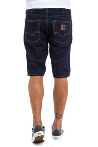 Carhartt WIP Western II Edgewood Shorts (blue rinsed)