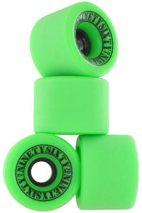 Ninetysixty Freeride 70mm 78A Roue (green) 4 Pack