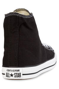 Converse Chuck Taylor High All Star Canvas Chaussure (black)