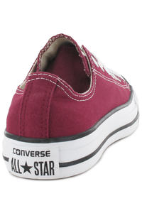 Converse Chuck Taylor All Star Canvas Schuh (maroon)