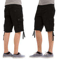 REELL New Cargo Shorts (ripstop black)
