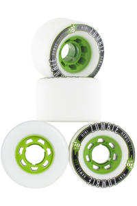 Hawgs Mini Zombies 70mm 80A Rollen 2016 (white) 4er Pack