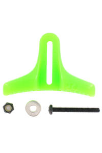 Riptide IN-Side Concave Foot Stop (green)